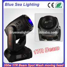 Stage 17r 350w beam spot used cheap moving head lights