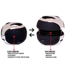 Hamburger Portable Bluetooth Mini Speaker for Mobile Phone