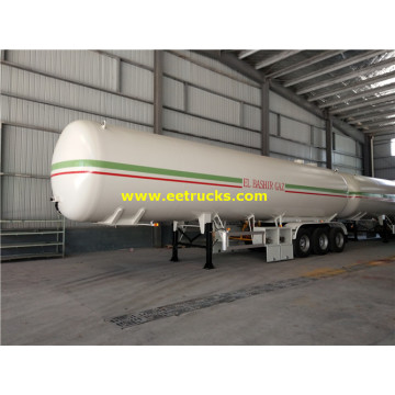 50000 Liters ASME NH3 Trailer tankers