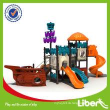 Kinderspielplatzausrüstung der Piratenschiffsreihe LE.HC.005