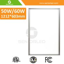 Tamaño estándar 1200mmx600mm LED Panel de luz con alto Lumen