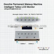 Painel de controle permanente do Makeukp da tela de LCD de Digital