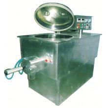 Granulador de mezcla de alta velocidad de la serie de 2017 GHL, mezclador de canal de los SS, principio del granulador de la cama flúida horizontal