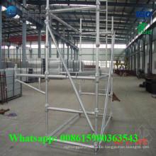 Neues und gebrauchtes Stahl Cuplock Ringlock-System-Baugerüst