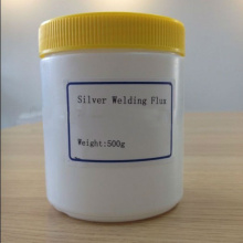 Silver Welding Flux and Electrode
