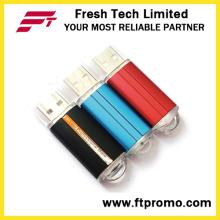 Único promocional portátil Mini USB Flash Drive (D134)
