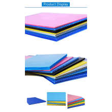China for Flame Retardant Insulating Slab Polypropylene Corrugated Sheets 4x8 supply to Poland Manufacturer