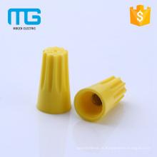 Vente chaude PVC vis sur les bouchons de connecteurs de fil