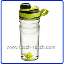 Protein aus Kunststoff Mixer Shaker Flasche (R-S070)