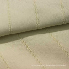 100% cotton 50*50 woven plain dobby fabric for ladies tops