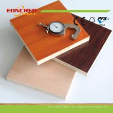 18mm weißes Melamin-Sperrholz für Möbel
