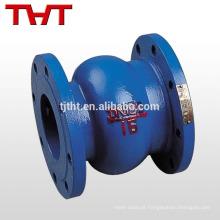Conservação de energia resfriamento de mola alarme de ruído verificação de válvula silenciosa