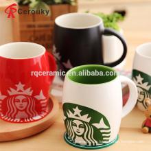 Zwei Tonfarbe billig Fass Starbucks Becher