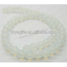 Perles rondes opales / 4mm / 6mm / 8mm / 10 / mm / 12mm grade A
