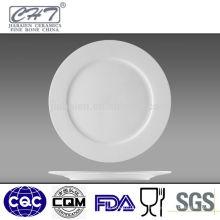 Gute Preis feine Knochen China Großhandel Restaurant Abendessen Teller