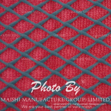 24mm Hole Size Extruded Mesh