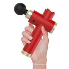 2020 new design mini massage gun tissue