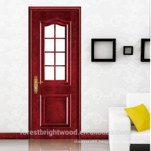 Hot Sale New Design Craftsman Entrance French Doors with Security Glass