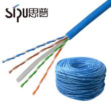 SIPU 305m / boîte 1000ft CE pass UTP meilleur prix câble réseau cat6