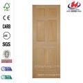 24 дюйма х 80 дюймов. 2-панельная арка Верхняя часть Незавершенный V-образный сердечник с твердым сердечником Knotty Alder Одностворчатая межкомнатная дверь