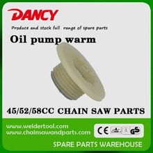 4500 5200 5800 chain saw oil pump worm