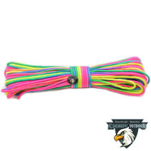 2015 nuevo producto arco iris Paracord