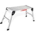 car washing platform, lightweight folding bench, Aluminium work stand