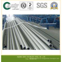 Mejor Calidad ASTM Tubo de acero inoxidable transparente 430