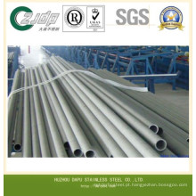 Melhor qualidade ASTM Seamless Stainless Steel Pipe 430