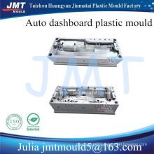 bien diseñada y de alta precisión y alta calidad JMT auto tablero plástico molde de inyección con fábrica de p20