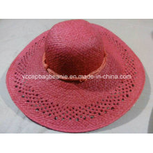 2015 Best Cheap Straw Stylish Ladiessummer Fancy Paper Hats