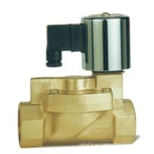 Válvula solenoide de líquido accionada por piloto
