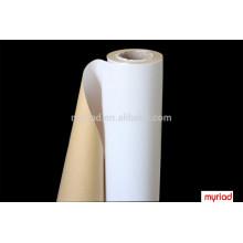 Polypropylen scrim kraft materiales de aislamiento, Reflectante y Silver Roofing Material