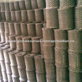Brick Coil Mesh, 60mm to 300mm WidthNew