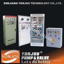 Cabina de control de la bomba de agua (YQK)