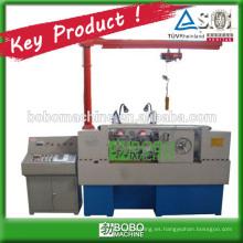 Máquina de laminado de roscas hidráulica automática para varilla roscada