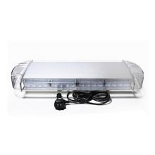40W 55cm Amber Policeman Used Ambulance Waterproof IP67 Mini Strobe Emergency and Warning LED Signal Light bar