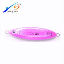 MJL065 Différentes tailles de pêche appâts appât artificiel vitesse jig leurre