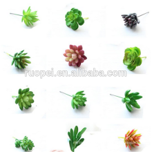 Wholesale suculeente artificial planta