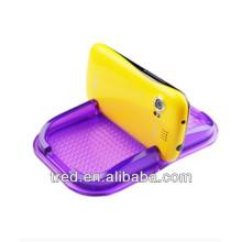 Suporte flexível do carro do suporte do telefone móvel com cores coloridas