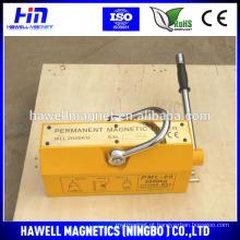 Levantador magnético permanente da tampa de câmara