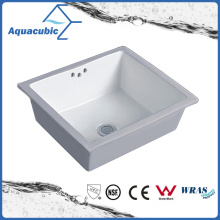 Bathroom Basin Underounter Ceramic Sink (ACB1602)