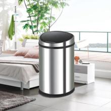Halbrunder Sensor Automatischer Mülleimer 9L