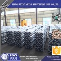 Galvanized Steel Octagonal Pole Mounting Power Cable