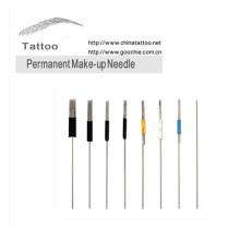 Máquina de maquillaje permanente Aguja de tatuaje