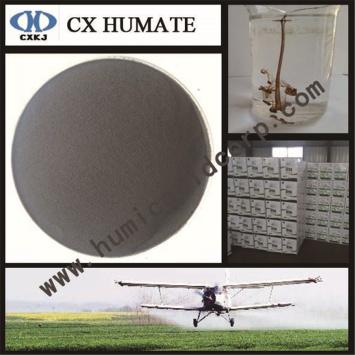 100% soluble Potassium humate powder