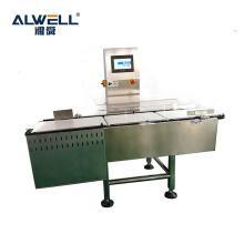 High speed Automatic Conveyor Belt Weight Check Weigher Weighing Machine