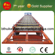 Panneaux de toit et de revêtement Machines à former des rouleaux