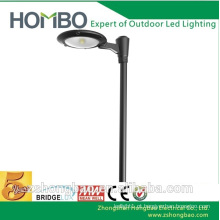 15w 50w 110 volt grande post levou jardim jardim lâmpadas com pole