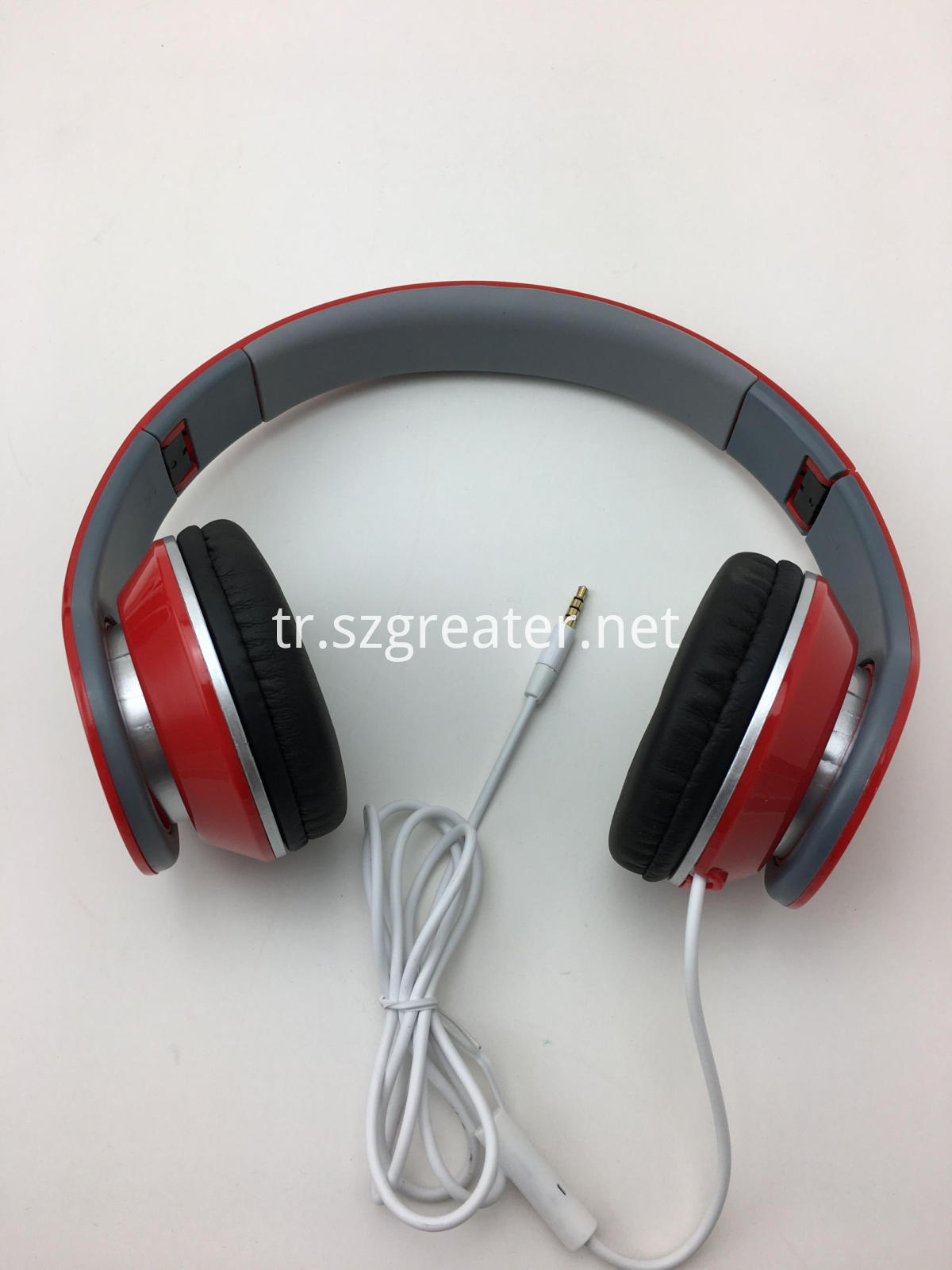 foldable headset